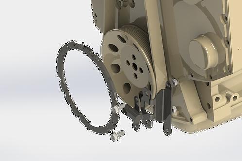 Jeep YJ/TJ 4 Cylinder 4BT Cummins Tachometer Signal Kit