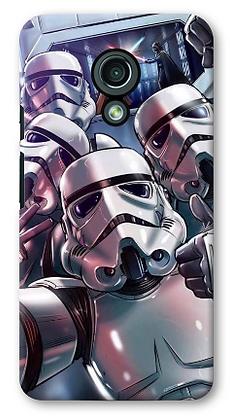 Selfie Star Wars