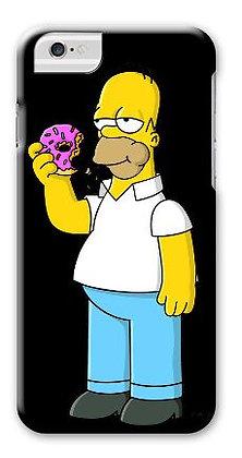 Homero y su dona