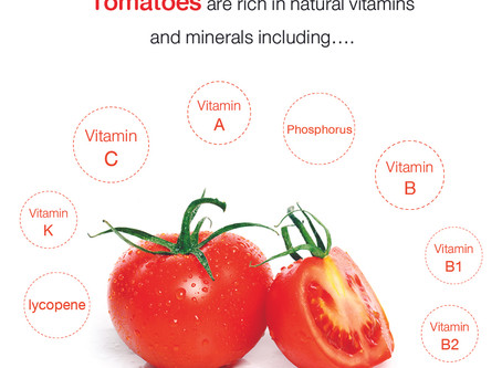 Tomato and its benefits