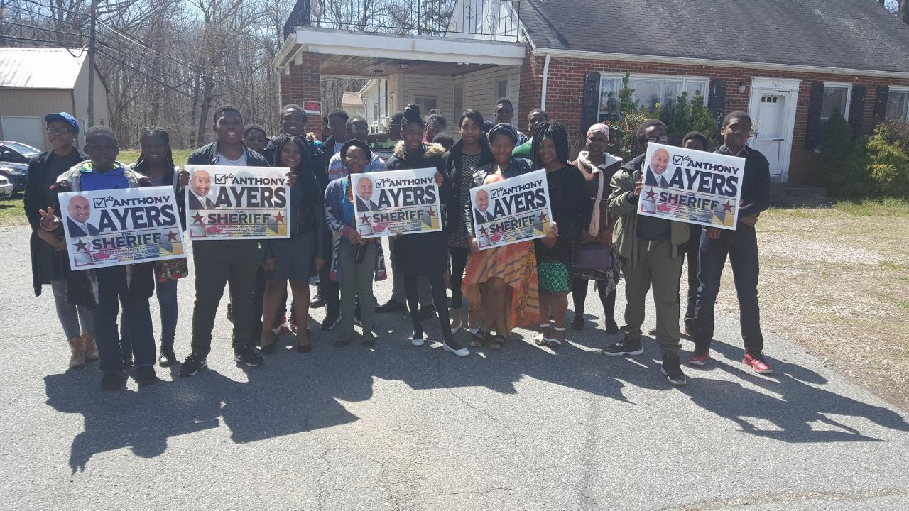 Youth Supports Ayers4Sheriff