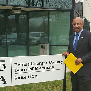 Ayers Signs as 2018 Sheriff Candidate