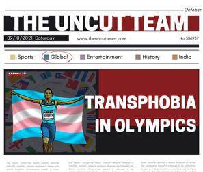 Transphobia or Testosterone Advantage?