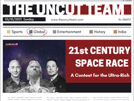 The 21st Century Space Race