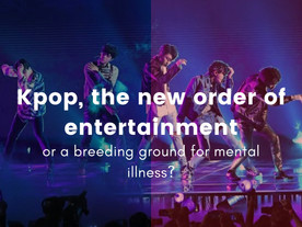 K-pop and its growing influence on the entertainment industry