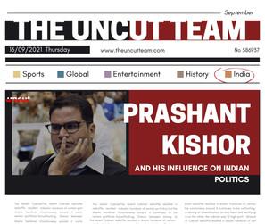 Prashant Kishor and his Influence on Indian Politics