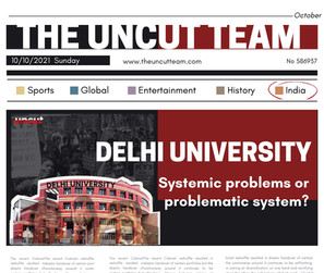 DU - Systemic Problems or Problematic System?