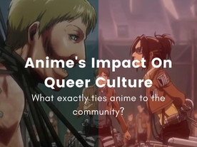 Anime's Impact on Queer Culture
