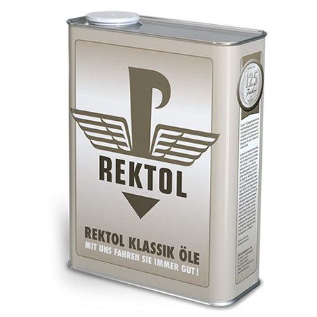 Rektol Klassik GEAR 100 | SAE 80 | API GL-1/2  2 Liter