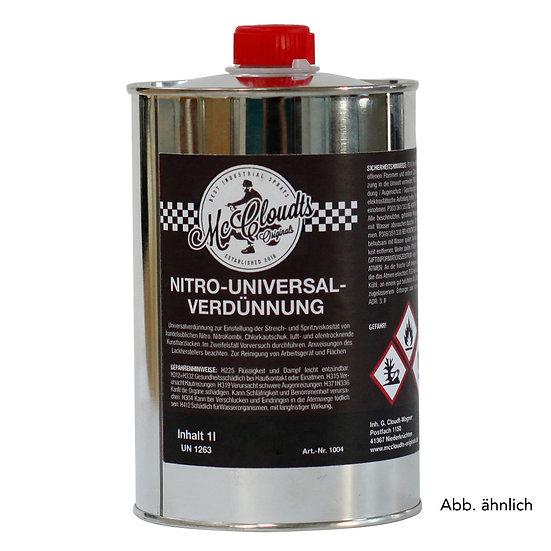 Nitro- Universalverdünnung 5 Liter Kanister