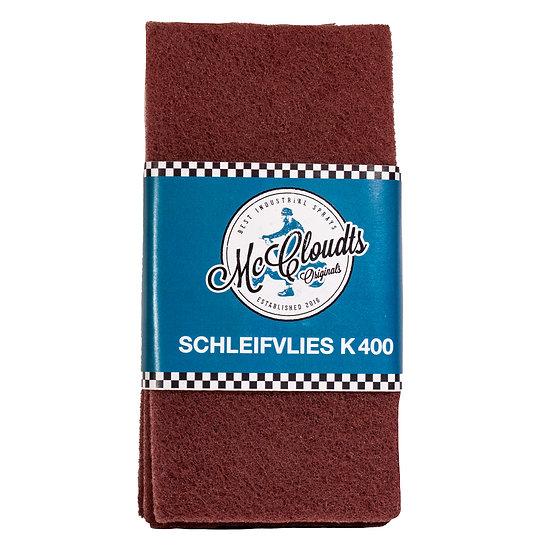 Schleifvlies K400 ( Al/O )