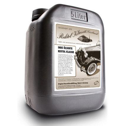 Rektol Universalöl | SAE 20W-50 | API SF/CC GL3  5 Liter Kanister