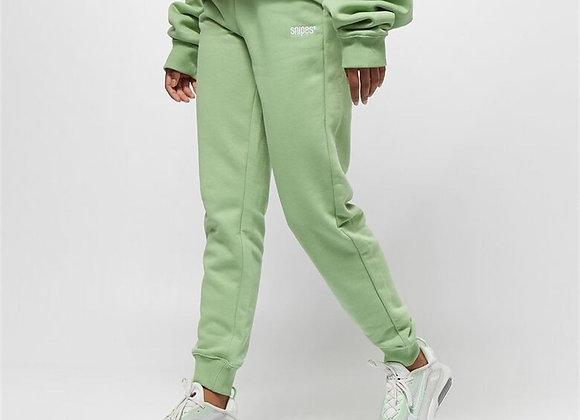 Oversize Hooded Sweat Green