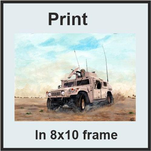 AM General HMMWV, Hummvee,   (Ref CVA-250-B)