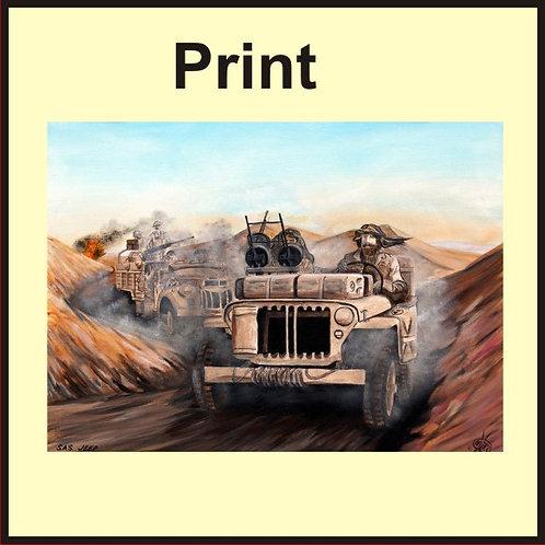 Willys MB Jeep (Ref CVA-228-A)