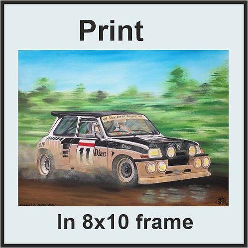 Renault 5 Maxi Turbo  (Ref CVA-244-B)