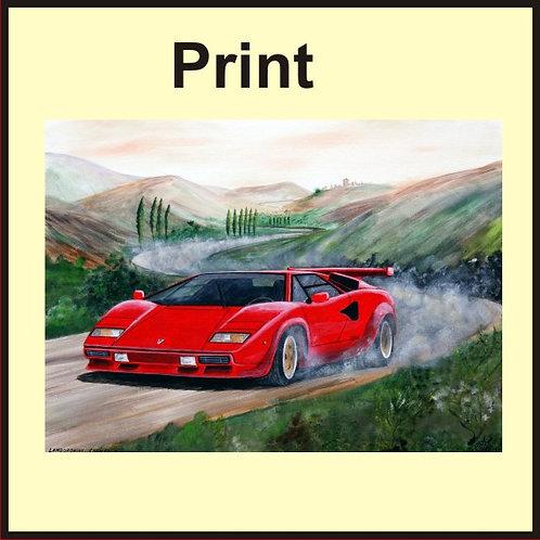 Lamborghini Countach (Ref CVA-220-A)