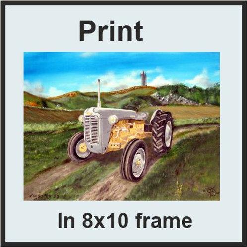 Ferguson 35 tractor  (Ref CVA-198-B)
