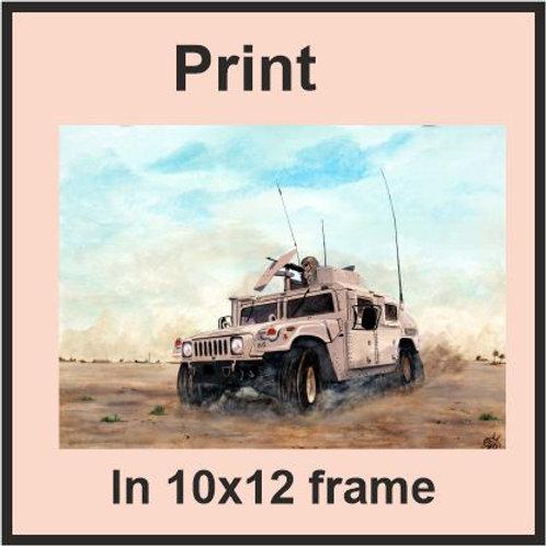 AM General HMMWV, Humvee (Ref CVA-250-C)