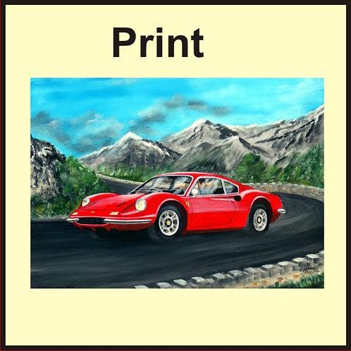 Ferrari Dino (Ref CVA-208-A)