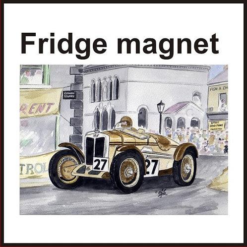 MG Magnette (Ref CVW-124-E)