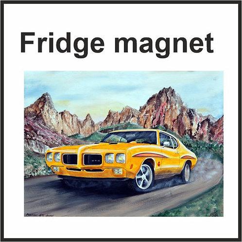 Pontiac GTO Judge  (Ref CVA-224-E)