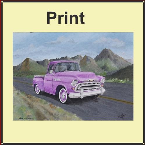 Chevrolet Pick up (Ref CVA-144-A)