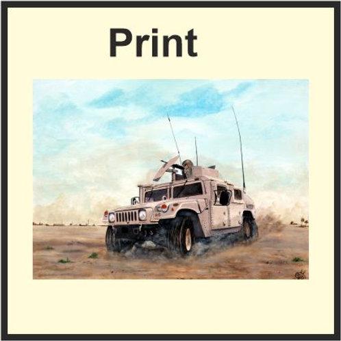 AM General HMMWV, Hummvee,   (Ref CVA-250-A)