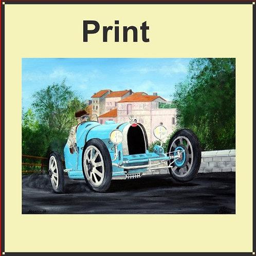 Bugatti 35 (Ref CVA-162-A)