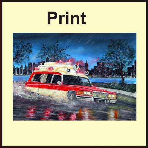 Cadillac Ambulance (Ref CVA-207-A)