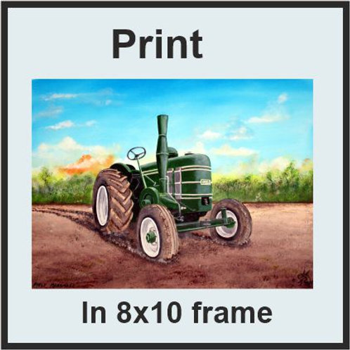 Field Marshall tractor  (Ref CVA-197-B)