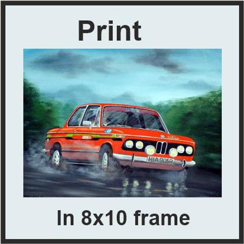 BMW 2002 Tii  (Ref CVA-201-B)