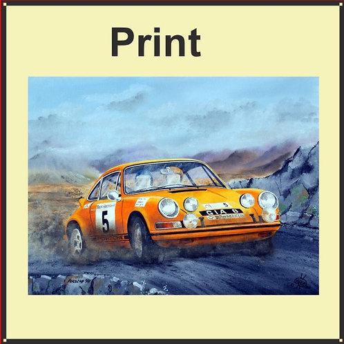 Porsche 911 (Ref CVA-171-A)