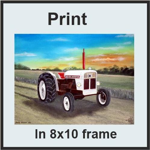 David Brown 880 tractor  (Ref CVA-196-B)