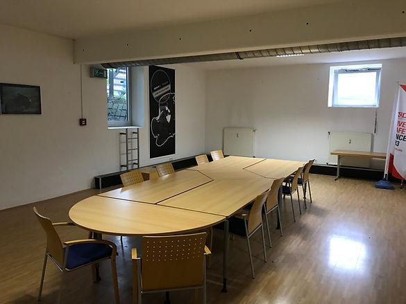 Schulungsraum Divers Indoor Aufkirchen