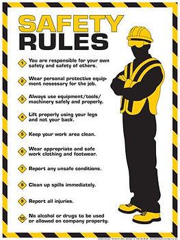 Genius-Arabia-Safety-Rules