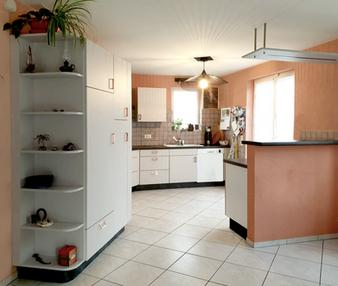 Rénovation cuisine - Jouxtens-Mézery
