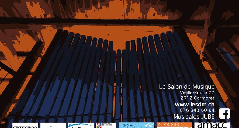 Musicales JUBE: Flyer verso