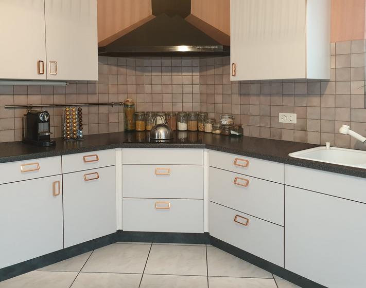 Portes et tiroirs de cuisine