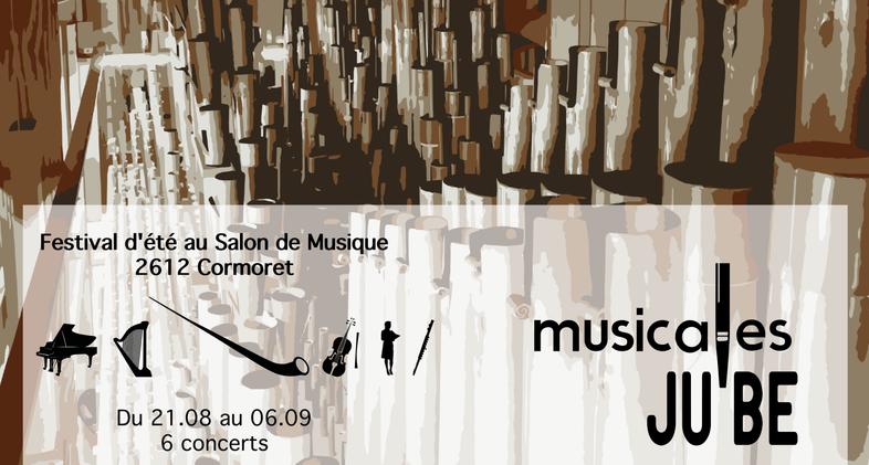 Musicales JUBE: Banderole