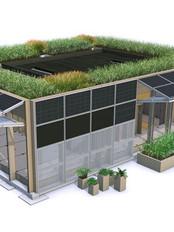 Une maison solaire suisse prête pour la conquête de l'Ouest !
