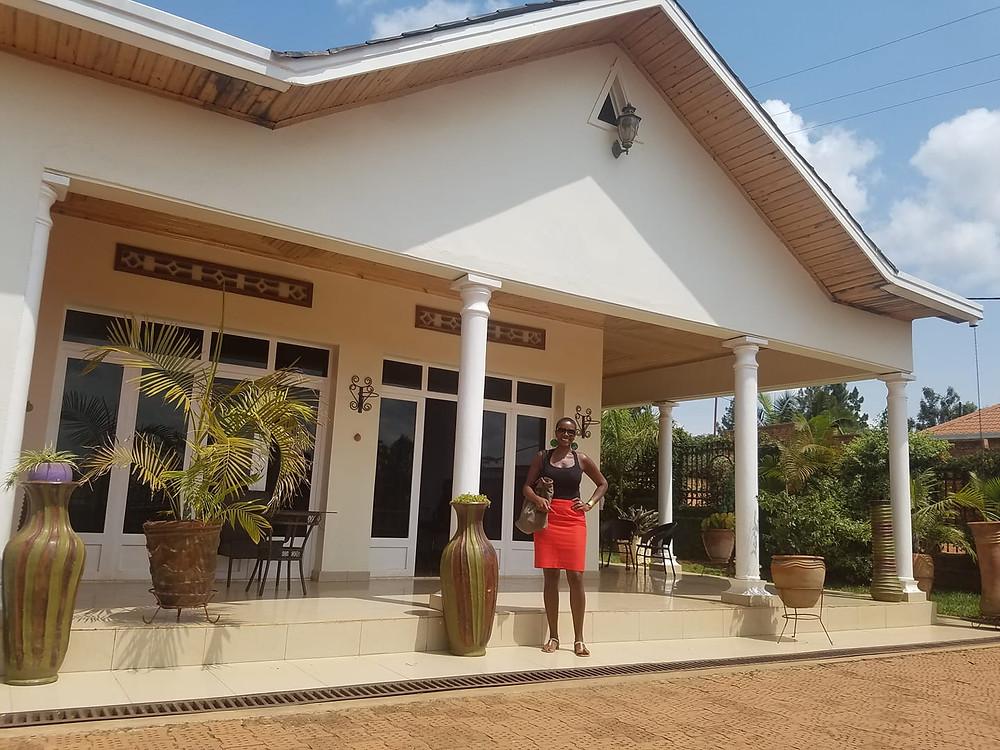 Peaceful Home Guesthouse in Kigali, Rwanda. Kicukiro. Expat Divas