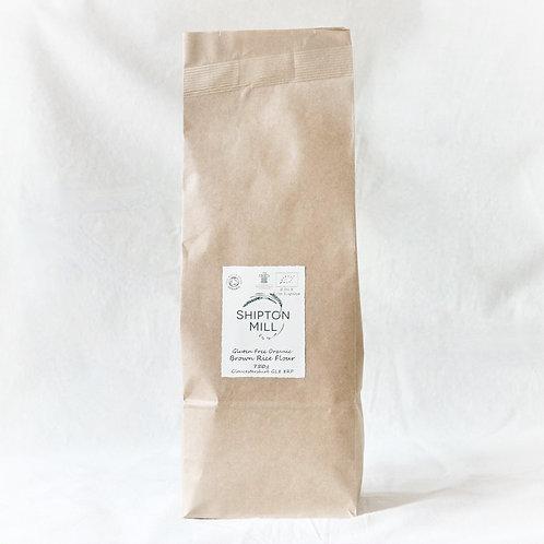 Brown Rice Flour (Organic Gluten Free) Shipton Mill