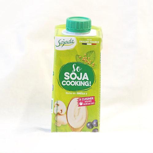 Sojade Soya Alternative to Cream
