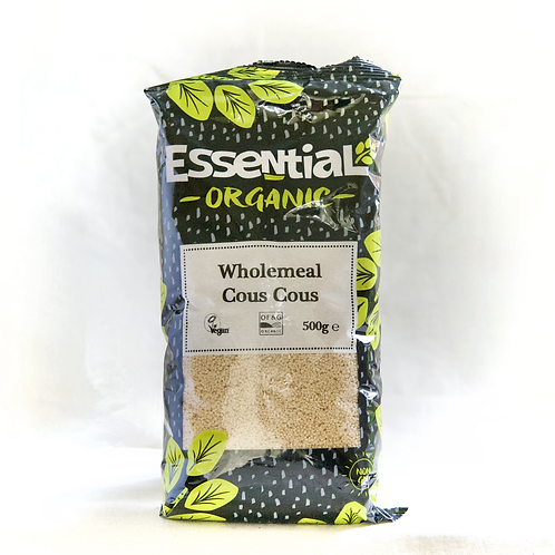 Essential Cous Cous (Wholemeal) 500g