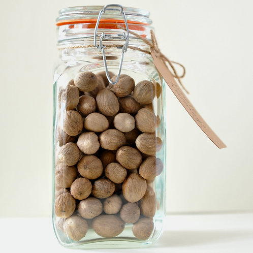 Nutmegs (whole) 25g