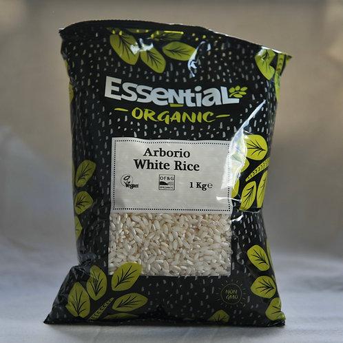 Arborio White Rice  (organic) Ikg