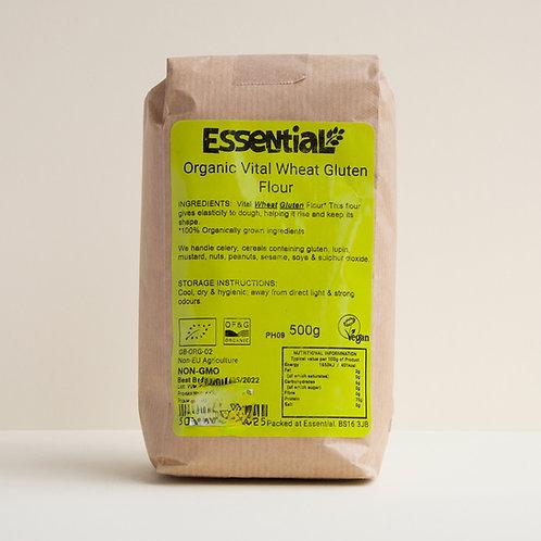 Vital Wheat Gluten Flour Organic 500g Essential