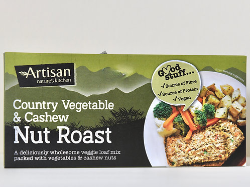 Artisan Country Vegetable Cashew Nut Roast 200