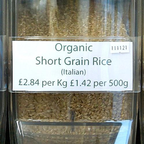 Short Grain Rice loose  - per kilo